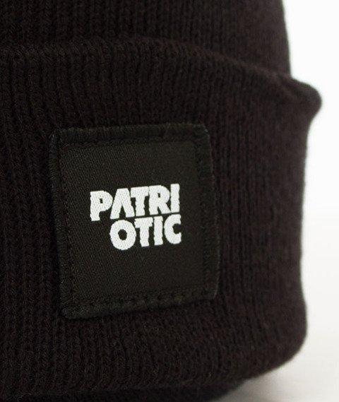 Patriotic-CLS Apl Czapka Zimowa Czarna