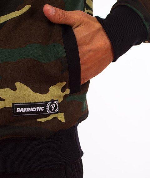Patriotic-CLS Fonts Bluza Camo