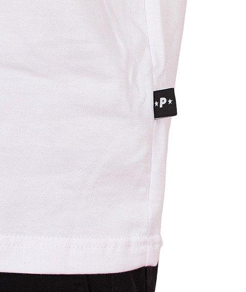 Patriotic-CLS Fonts T-Shirt Biały/Szary