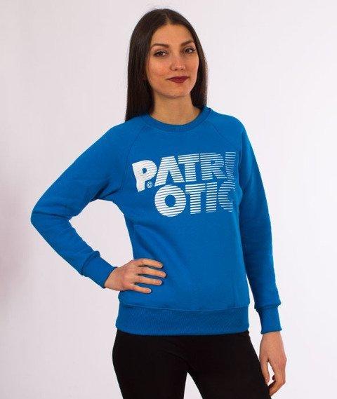 Patriotic-CLS Shade Bluza Damska Niebieska