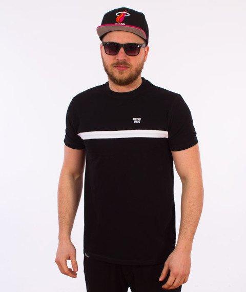 Patriotic-CLS Slim T-shirt Czarny