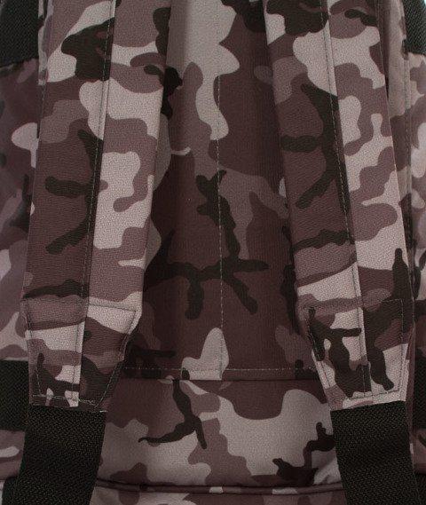 Patriotic-Cls Fonts Plecak Czarne Camo