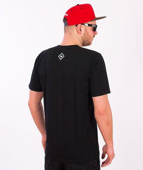 Patriotic-Corps T-shirt Czarny