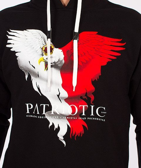 Patriotic-Eagle New Kaptur Czarny