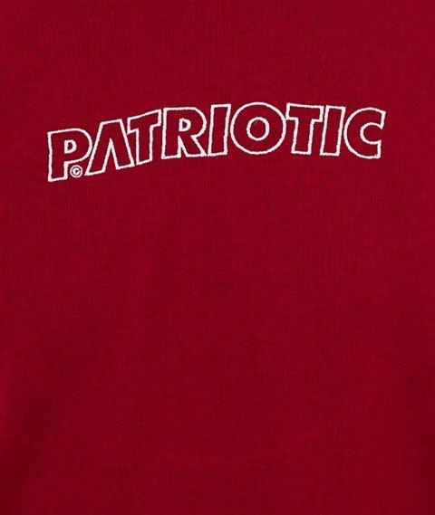 Patriotic-Futura Mini BKL Bluza Bordo