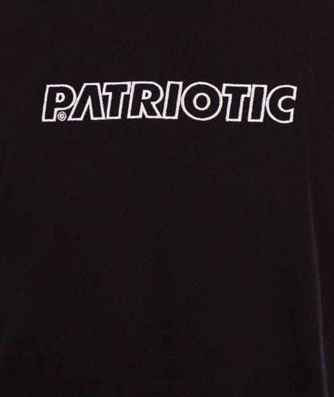 Patriotic-Futura Mini T-Shirt Czarny