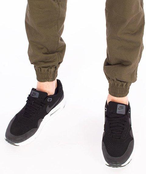 Patriotic-Futura Pelt Spodnie Materiałowe Jogger Oliwka