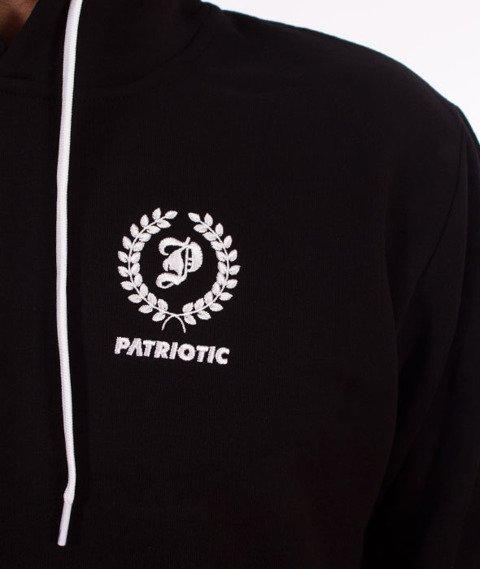 Patriotic-Laur Mini Bluza Kaptur Czarna