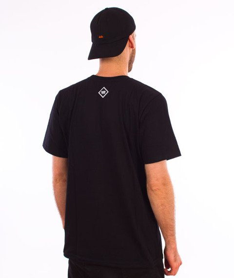 Patriotic-Laur Mini T-shirt Czarny/Czarny