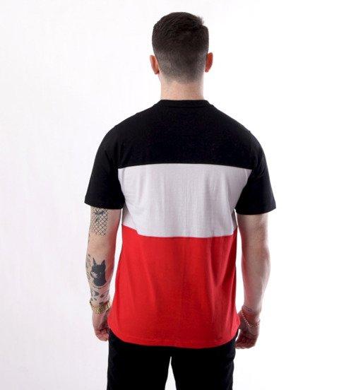 Patriotic-Laur Mini Trio T-shirt Czarno Biało Czerwony