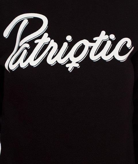 Patriotic-Liquid Bluza Damska Czarny