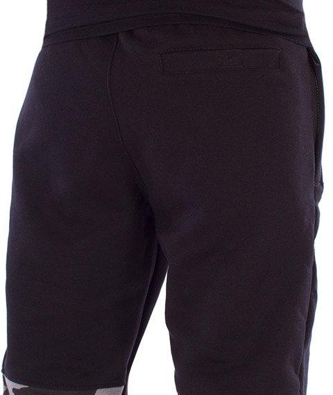 Patriotic-P Laur Mini Spodnie Dresowe Czarny/Black Camo