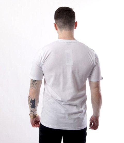 Patriotic-P Pool T-shirt Biały