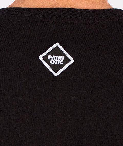 Patriotic-Poland 2 T-Shirt Czarny
