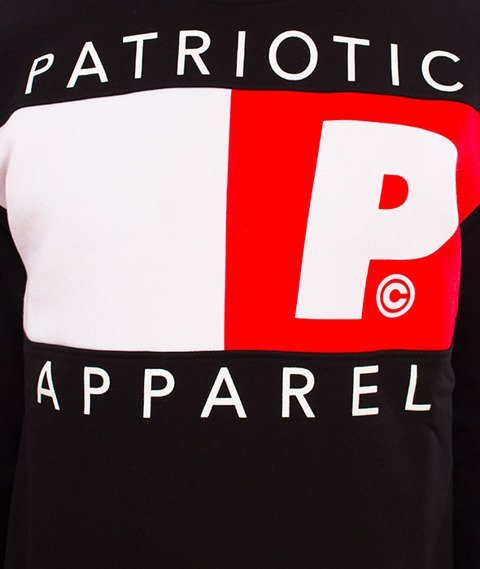 Patriotic-Rab Hill BKL Bluza Czarna