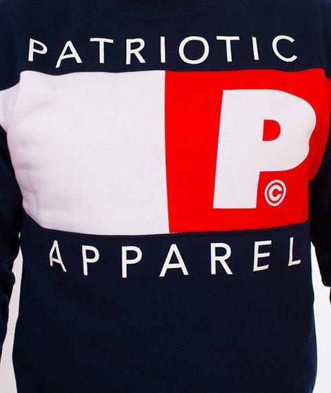 Patriotic-Rab Hill BKL Bluza Granatowa