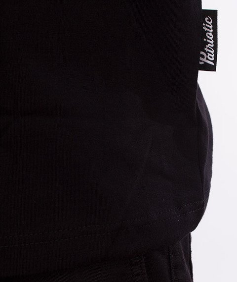 Patriotic-Tag Mini T-shirt Czarny