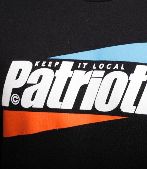 Patriotic Trigonal Bluza bez kaptura Czarna