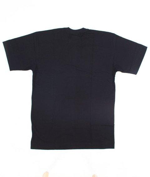 Pihszou-VVV T-shirt Czarny