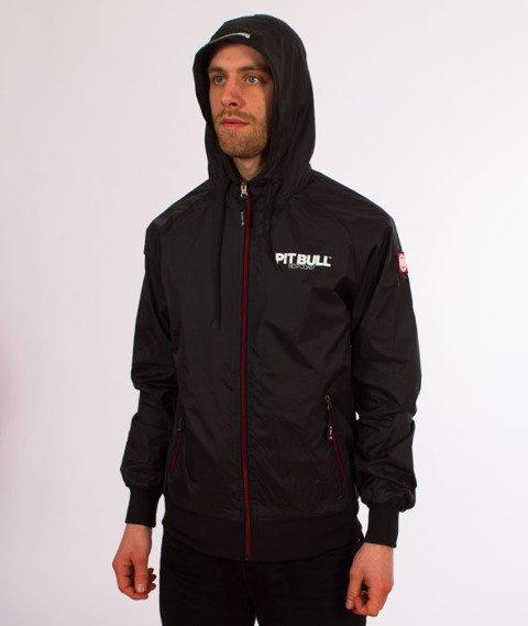 Pit Bull West Coast-Athletic 7 Jacket Kurtka Czarna