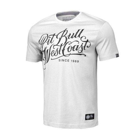 Pit Bull West Coast-BlackshawT-Shirt Biały