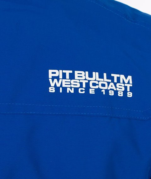 Pit Bull West Coast-Cabrillo Summer Kurtka Royal Blue