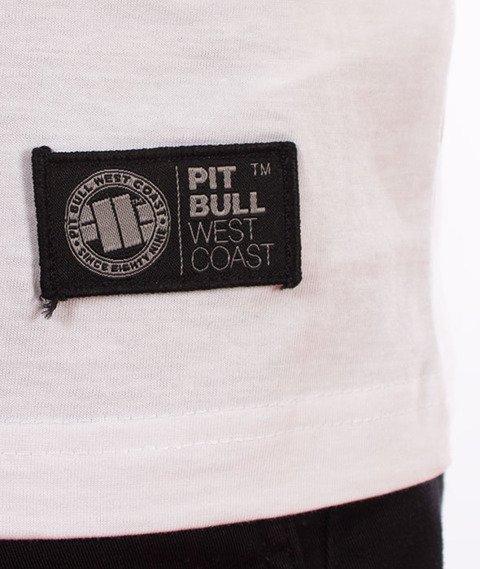 Pit Bull West Coast-Classic Boxing T-Shirt White