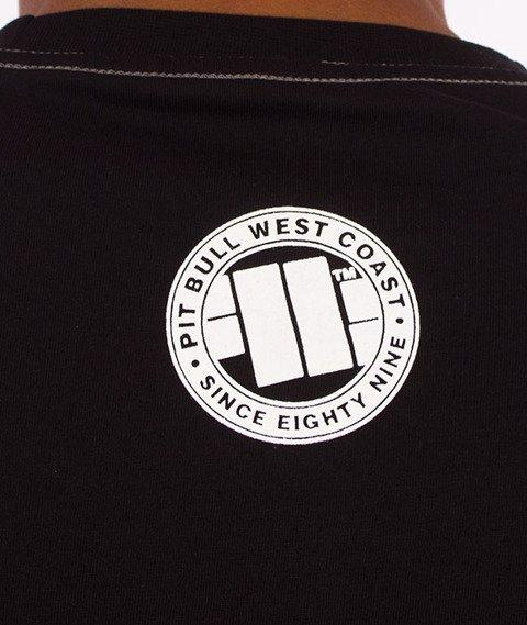 Pit Bull West Coast-Classic Logo T-Shirt Czarny