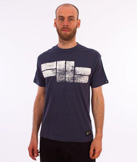 Pit Bull West Coast-Classic Logo T-Shirt Navy