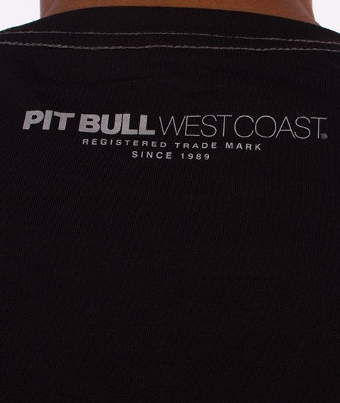 Pit Bull West Coast-Juniper T-Shirt Czarny