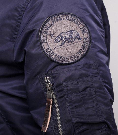 Pit Bull West Coast-MA1 Kurtka Dark Navy