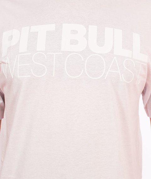 Pit Bull West Coast-Seascape T-Shirt White
