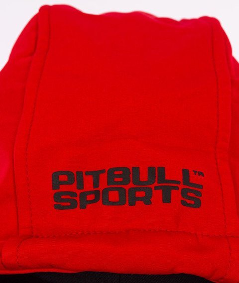 Pit Bull West Coast-Softshell Midvale Kurtka Red