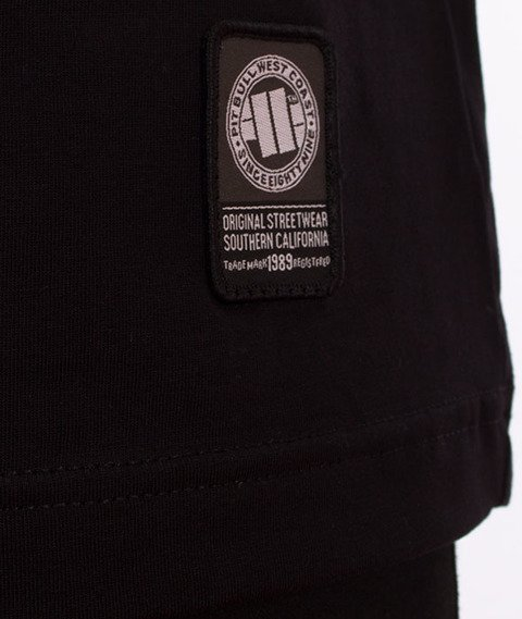 Pit Bull West Coast-Stonepine T-Shirt Czarny