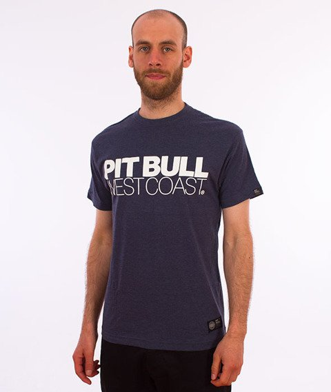 Pit Bull West Coast-TNT T-Shirt Navy
