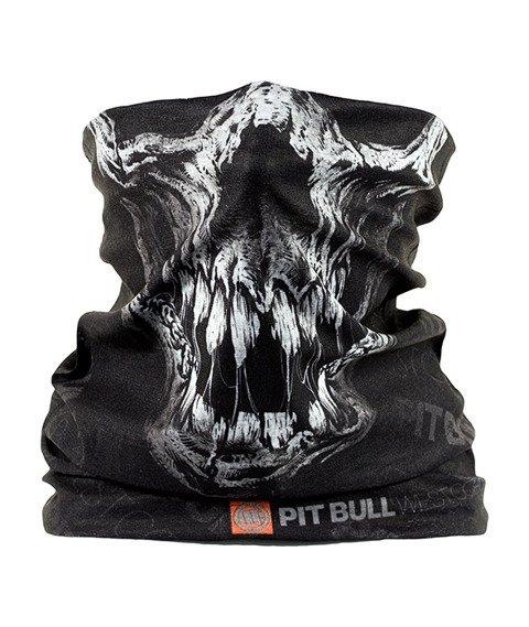 Pit Bull West Coast-White Skull Bandana Runmageddon Multikolor