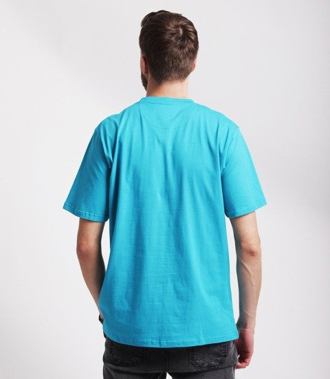 Prosto CLASSIC T-Shirt Niebieski