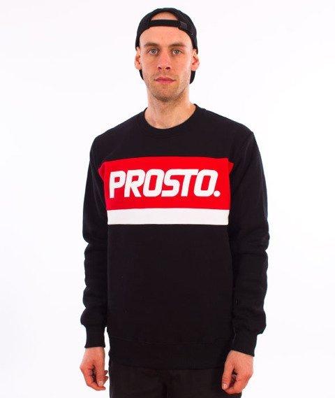 Prosto-CN Based Crewneck Bluza Black