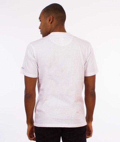 Prosto-Crack T-Shirt Biały