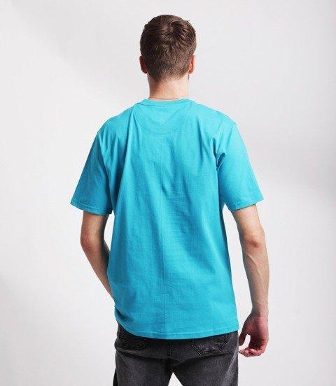 Prosto HOF T-Shirt Niebieski