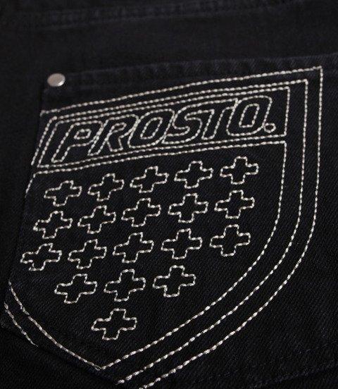 Prosto-Jeans Jogger Standard Spodnie Black