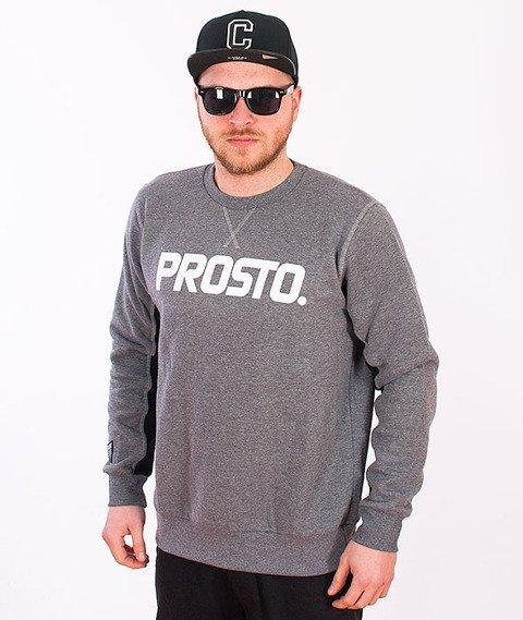 Prosto-KL SS Spread Bluza Grey