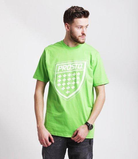 Prosto SHIELD XX T-Shirt Zielony