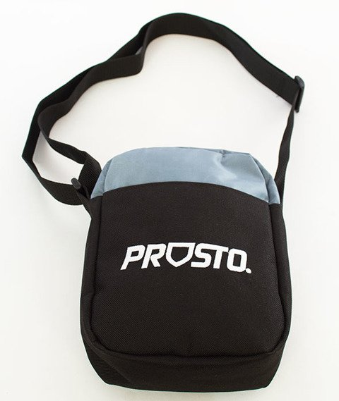 Prosto-Shoulder Bag Protect Torba Listonoszka Black
