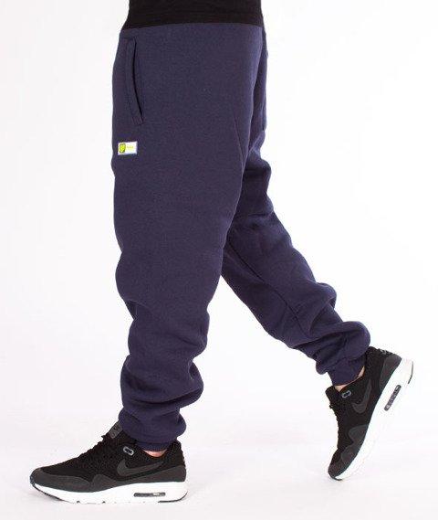 Prosto-Snake Jogger Spodnie Dresowe Night Blue