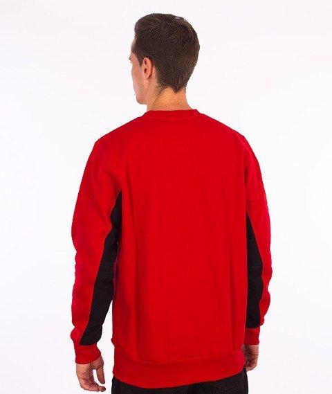 Prosto-Spread Bluza Czerwona
