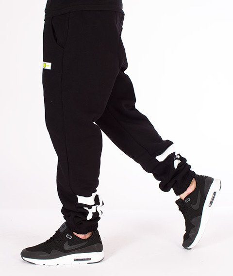 Prosto-Vigor Spodnie Dresowe Czarne