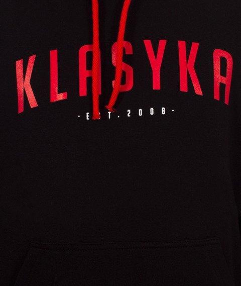RPS KLASYKA-Klasyka Bluza Z Kapturem Czarna