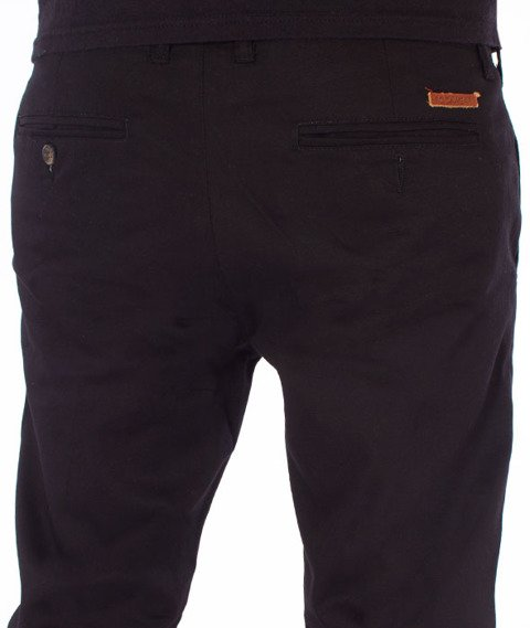 RocaWear-Non Denim Slim Fit Spodnie Black