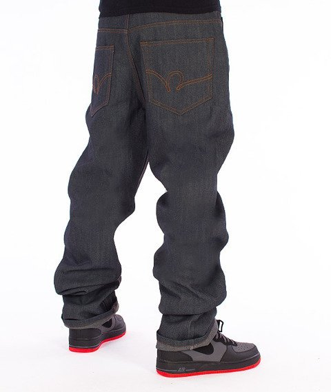 RocaWear-Raw Japan Loose Fit Spodnie Jeans R00J9914A 823